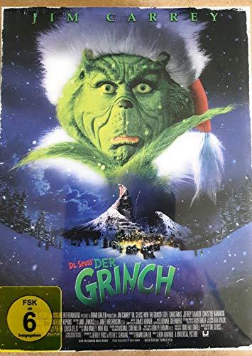 Der Grinch - Limitierte TAPE Edition Auflage 1.111 ( Blu ray)