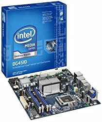 commercial Intel DG45ID Media Series G45 Micro-ATX Intel Graphics HDMI + DVI 1333 MHz LGA775 Desktop Motherboard intel lga775 motherboards
