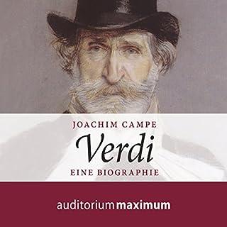 Verdi: Eine Biographie Titelbild