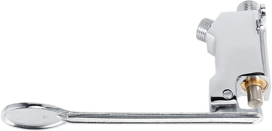 Floor Ranking TOP14 Faucet Single Popular Foot Valve 360 Rotation Degree Pedal V