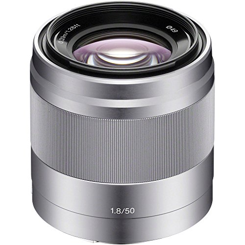 Sony 50mm f/1.8 Mid-Range Lens