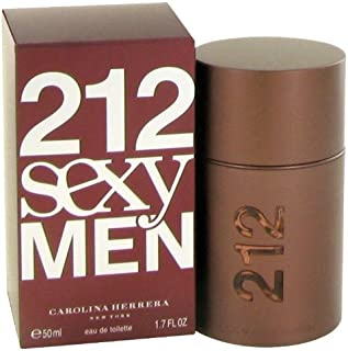 212 Sexy Men Eau De Toilette Spray - 50ml/1.7oz