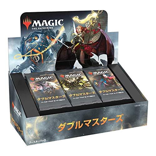 MTG マジック:ザ・ギャザリング ダブルマスターズ ブースターパック 日本語版 24パック入り (BOX)