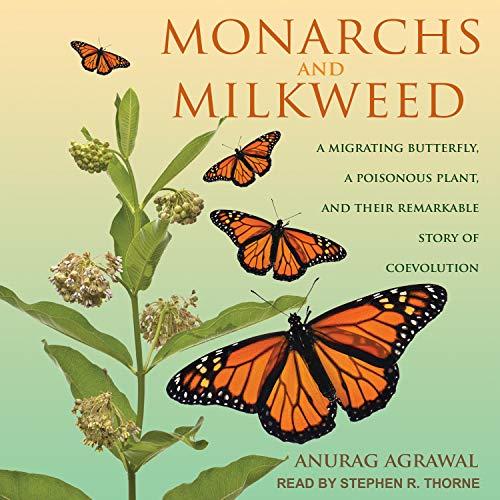 Monarchs and Milkweed cover art