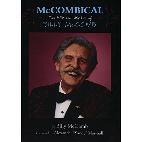 MMS McCombical - The Wit and Wisdom of Billy McComb - Book