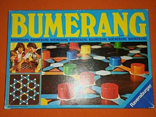 FidgetGear BUMERANG RAVENSBURGER 2-5 SPIELER HOLZ as picture show One