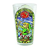 zelda coffee cup - Paladone Legend of Zelda Collector's Edition Link Glass Tumbler