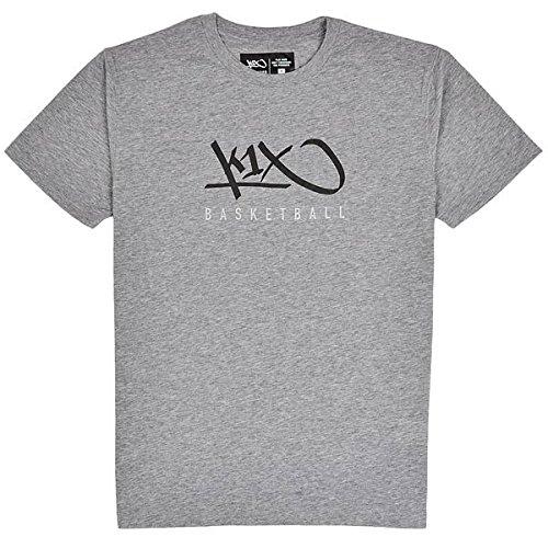 k1x k1x hardwood t-shirt mk3 Grey Heather