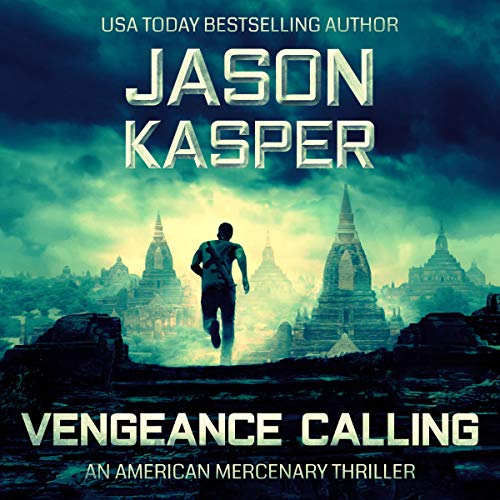 Vengeance Calling audiobook cover art