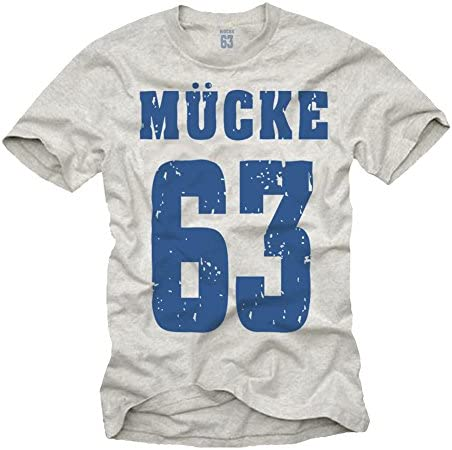 Camiseta MÜCKE 63