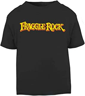 Fraggle Rock Baby and Toddler Short Sleeve T-Shirt