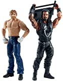 WWE Summer Slam Roman Reigns and Dean Ambrose Figure by Mattel