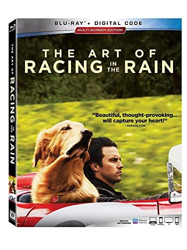 Art of Racing in the Rain, The Blu-ray