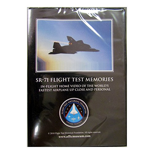 """Sr-71 Flight Test Memories - In-flight Home Videos Taken By SR-71 RSO Bill """"Flaps"""" Flanagan When He Was Flying and Chasing SR-71"""