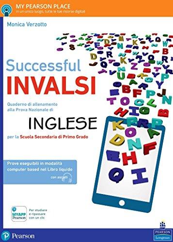 Successfull INVALSI. Inglese. Quaderno di allenamento alla Prova Nazionale di inglese. Per la Scuola media [Lingua inglese]