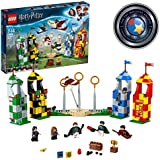 LEGO Harry Potter - Partido de Quidditch, Set de Construcci�