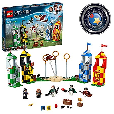 LEGO Harry Potter Quidditch Turnier Bauset