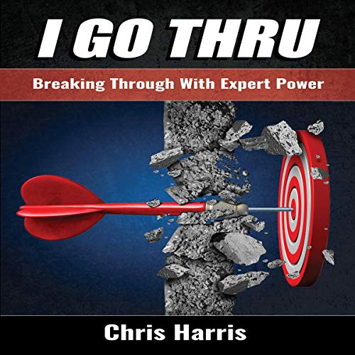 『I Go Thru: Breaking Through with Expert Power』のカバーアート