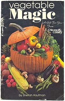 Paperback Vegetable Magic Book