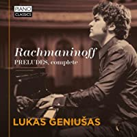 Rachmaninoff: Preludes, Comple