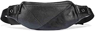 Bageek Mens Chest Pack Waist Bag Multi Purpose Adjustable Sling Bag for Outdoor