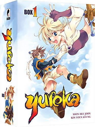 Yureka - Partie 1 (tomes 1 à 10) - Coffret Collector Limité