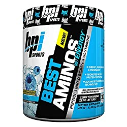 BPI Sports Best Aminos, BCAA & Glutamine
