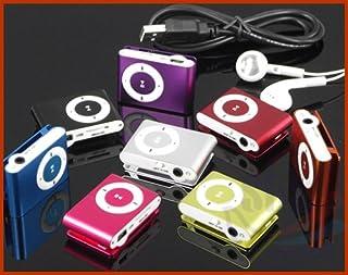 lecteur mp3 clips – couleurs aléatoires