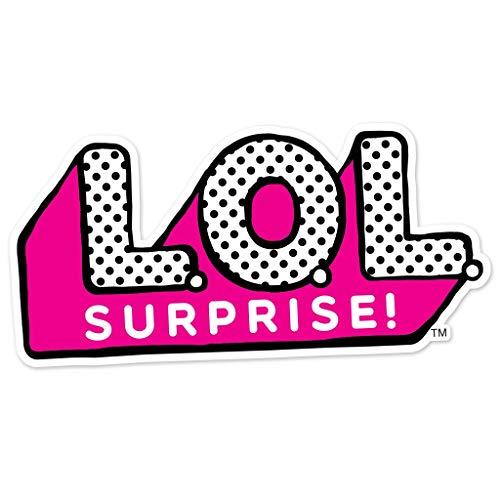 L.O.L. Surprise! 567165GR #OOTD Outfit of the Day Adventskalender inklusiv L.O.L. Surprise! Puppe und passenden Accessoires & Kleidungsstücken in jedem Türchen, 25 Überraschungen