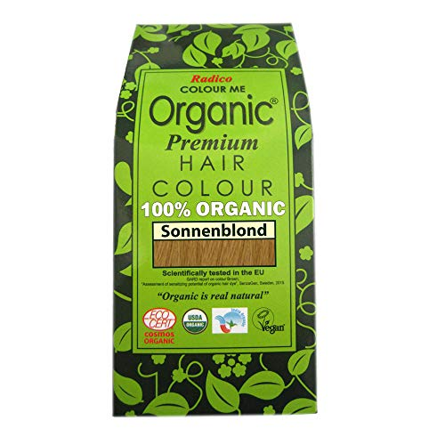 Radico Organische Haarfarbe Sonnenblond 100g