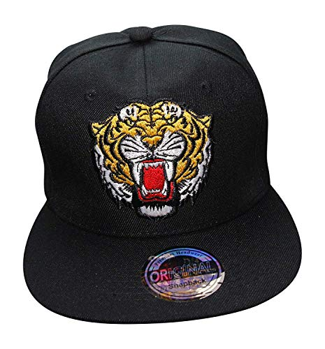 Gorra de béisbol Cap Uni tigre Talla única