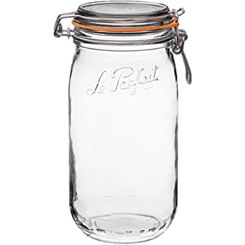 Le Parfait Super Jar - Discontinued (1500ml - 48oz - OLD)