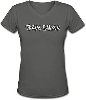 NEWYY-119. Women's Travis Barker Shirt.