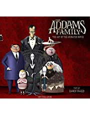 The Adams Family. The Art Of The Animated Movie
