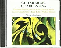 Guitar Music of Argentina by VARIOUS ARTISTS (2002-03-19)