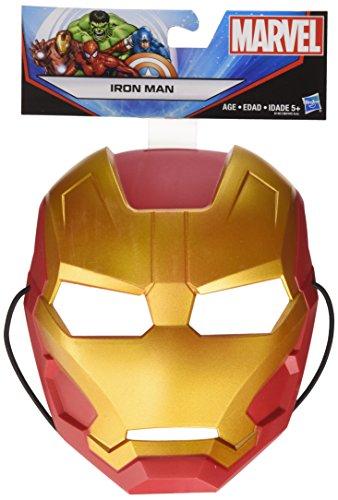 Marvel Basic Mask - Iron Man