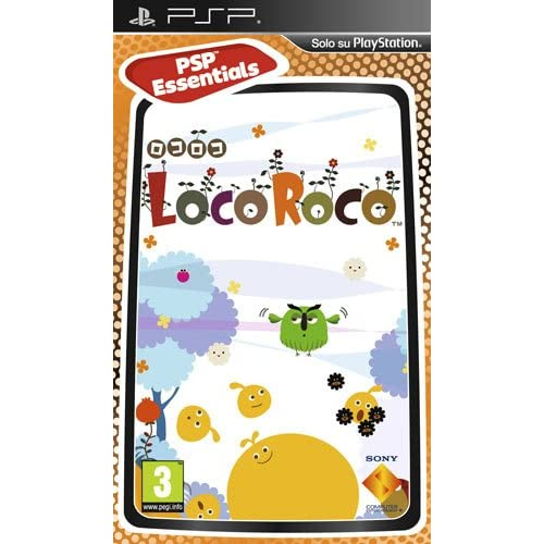 Essentials Locoroco