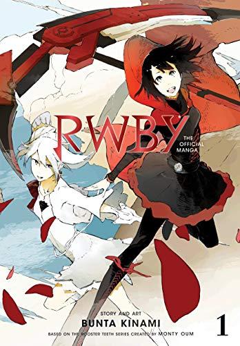 RWBY: The Official Manga, Vol. 1: The Beacon Arc (English Edition)