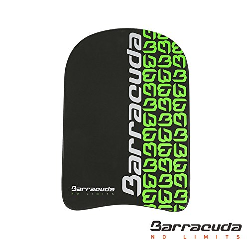 Barracuda Swimming Kickboard GLOW PARTY COMPACT Swim Training Aid EVA Float Floating Buoy Chlorine proof Comfortable for Children Kids PINK GREEN