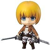 Attack on Titan Armin Arlert Nendoroid Figura de Acción