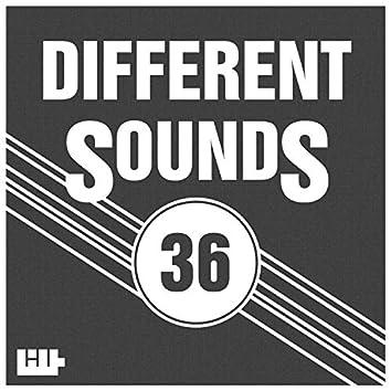 Different Sounds, Vol.36
