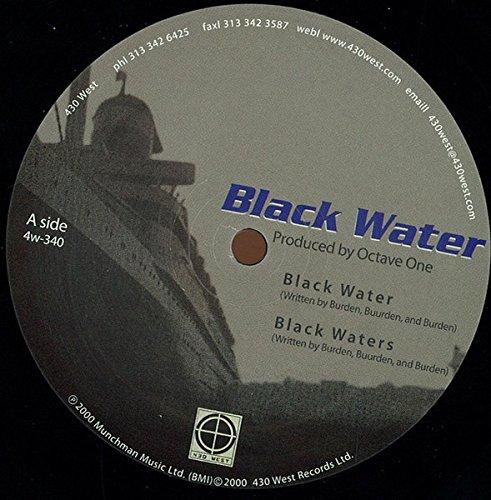Black Water [Vinyl Maxi-Single]
