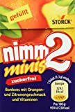 Nimm 2 Minis zuckerfrei, 10er Pack (10 x 40 g)