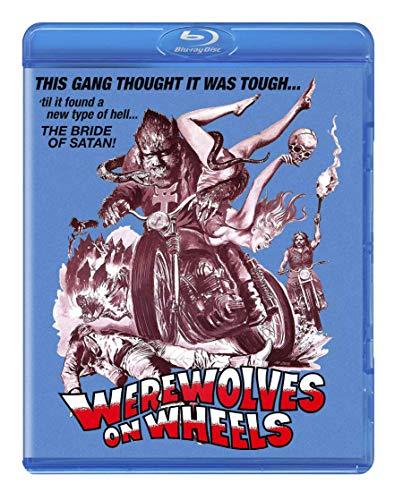 Werewolves on Wheels [Blu-ray]
