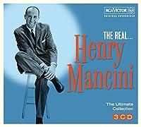 HENRY MANCINI - THE REAL... HENRY MANCINI <3 CD >