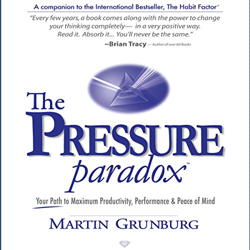 The Pressure Paradox cover art
