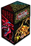 Yu-Gi-Oh!- Trading Card Game Slifer Obelisk & Ra-Porta Mazzo, YGO-J21Box