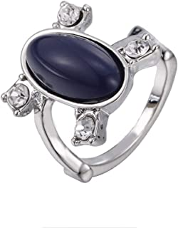 Winssi Vampire Diaries Ring Elena Daylight Ring for Fans