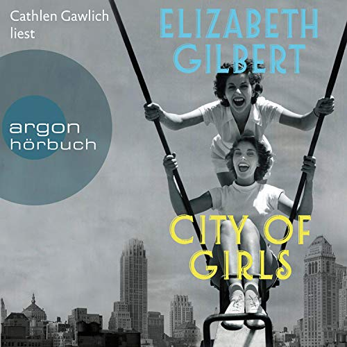 City of Girls (German edition) cover art