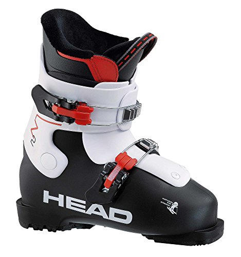 HEAD Kinder Z 2 Skischuhe, Black/White, 205